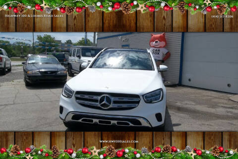 2020 Mercedes-Benz GLC for sale at Highway 100 & Loomis Road Sales in Franklin WI