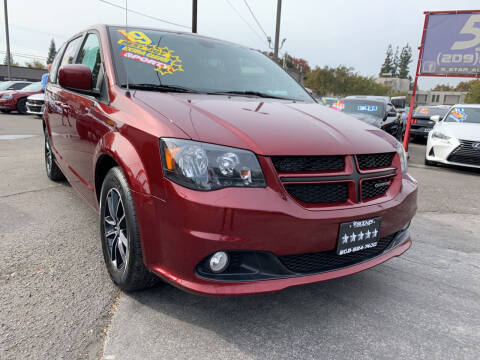 2019 Dodge Grand Caravan for sale at 5 Star Auto Sales in Modesto CA