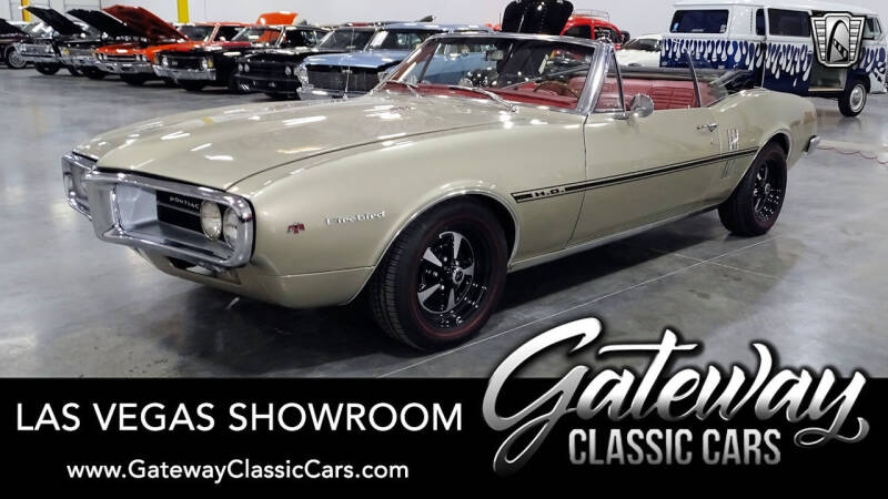 1967 Pontiac Firebird for sale in Las Vegas, NV