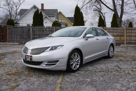 2013 Lincoln MKZ for sale at O T AUTO SALES in Chicago Heights IL