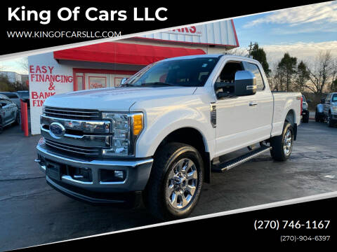 2017 Ford F-250 Super Duty for sale at King of Cars LLC in Bowling Green KY