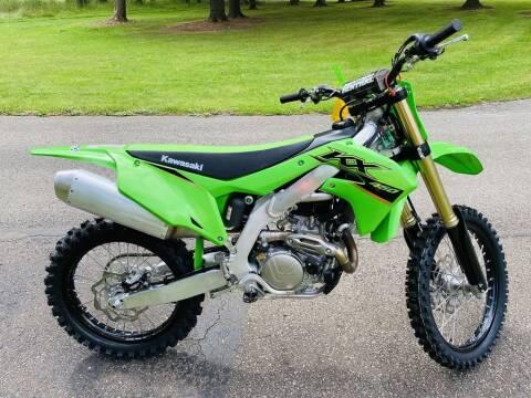 2022 Kawasaki KX™450 for sale at Street Track n Trail in Conneaut Lake PA