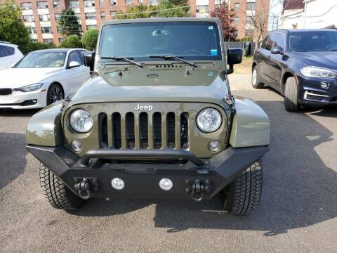 2015 Jeep Wrangler Unlimited for sale at OFIER AUTO SALES in Freeport NY
