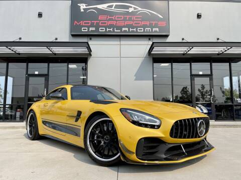 2020 Mercedes-Benz AMG GT for sale at Exotic Motorsports of Oklahoma in Edmond OK