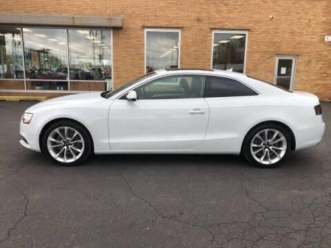 2013 Audi A5 for sale at Auto Galaxy Inc in Grand Rapids MI