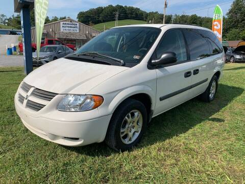 2005 Dodge Grand Caravan for sale at ABINGDON AUTOMART LLC in Abingdon VA