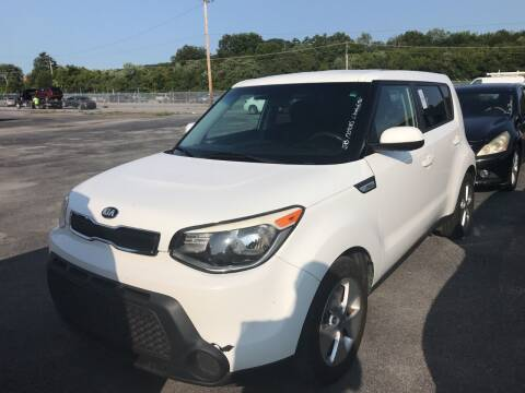 2016 Kia Soul for sale at Auto Titan in Knoxville TN