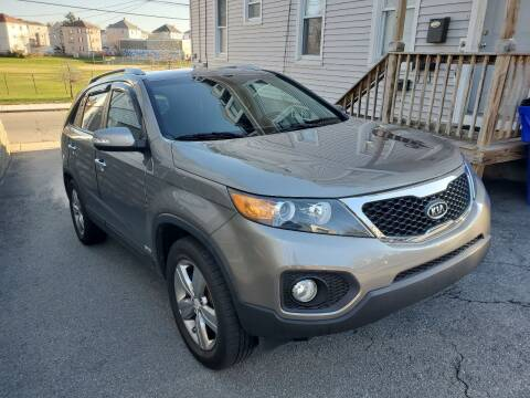 2013 Kia Sorento for sale at Fortier's Auto Sales & Svc in Fall River MA