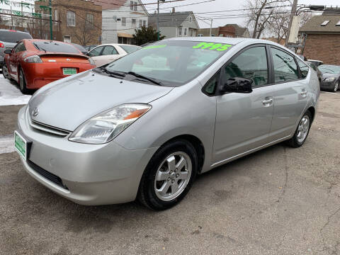 2005 Toyota Prius for sale at Barnes Auto Group in Chicago IL