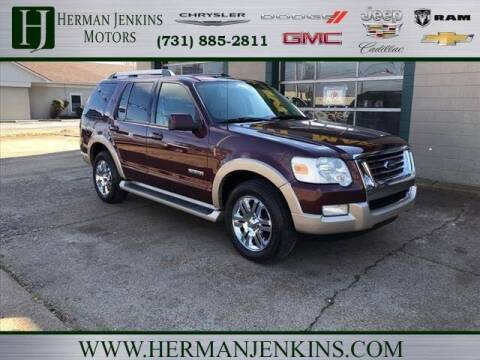 2006 Ford Explorer for sale at Herman Jenkins Used Cars in Union City TN