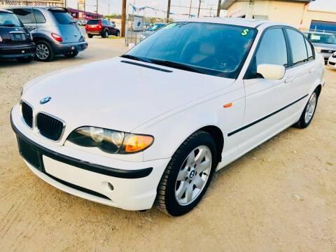 2003 BMW 3 Series for sale at Al's Motors Auto Sales LLC in San Antonio TX