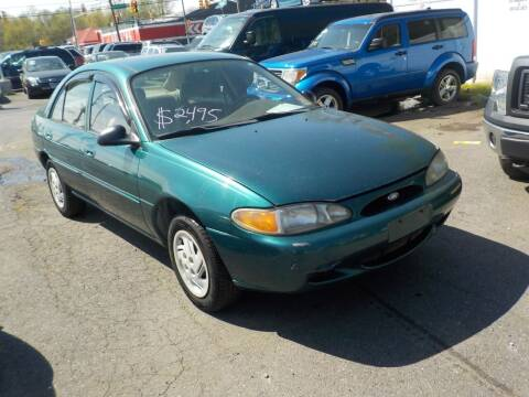 1998 Ford Escort for sale at United Auto Land in Woodbury NJ