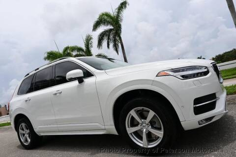 2018 Volvo XC90 for sale at MOTORCARS in West Palm Beach FL