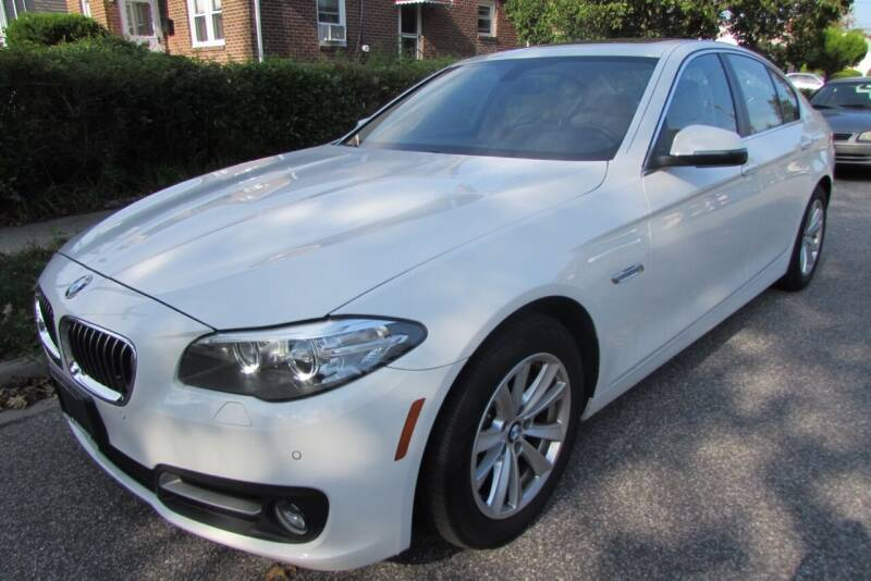 2015 BMW 5 Series for sale at First Choice Automobile in Uniondale NY
