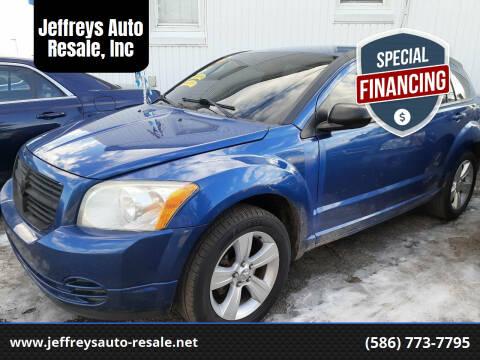 2010 Dodge Caliber for sale at Jeffreys Auto Resale, Inc in Clinton Township MI