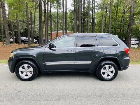 2011 Jeep Grand Cherokee for sale at H&C Auto in Oilville VA