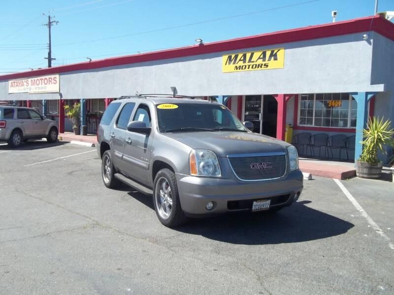 2007 GMC Yukon for sale at Atayas Motors INC #1 in Sacramento CA