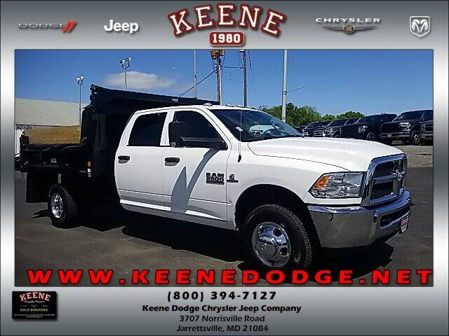 2018 RAM Ram Chassis 3500 for sale in Jarrettsville, MD