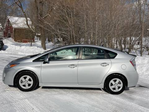 2010 Toyota Prius for sale at MICHAEL MOTORS in Farmington ME