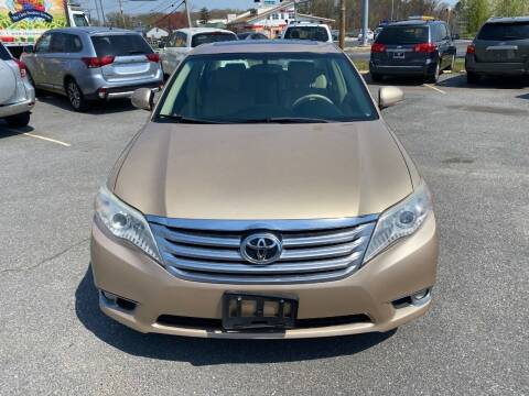 2011 Toyota Avalon for sale at Fuentes Brothers Auto Sales in Jessup MD