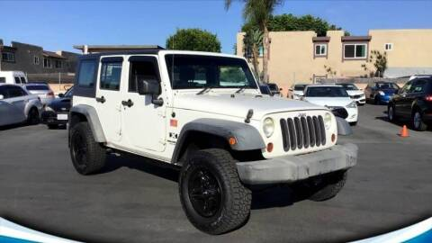 2009 Jeep Wrangler Unlimited for sale at A Quality Auto Sales in Huntington Beach CA