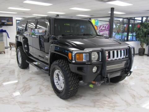 2006 HUMMER H3 for sale at Dealer One Auto Credit in Oklahoma City OK