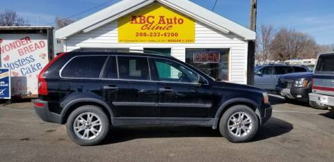 2005 Volvo XC90 for sale at ABC AUTO CLINIC - Chubbuck in Chubbuck ID