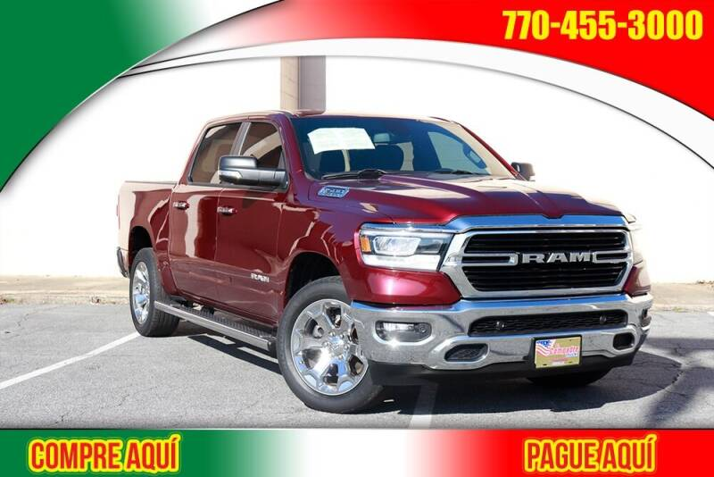 2019 RAM Ram Pickup 1500 for sale at El Compadre Trucks in Doraville GA