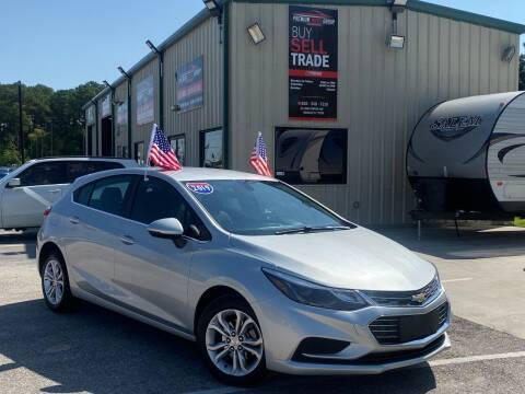 2019 Chevrolet Cruze for sale at Premium Auto Group in Humble TX