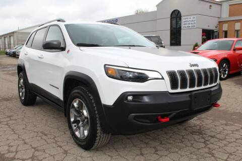 2019 Jeep Cherokee for sale at SHAFER AUTO GROUP in Columbus OH