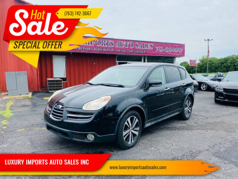 2006 Subaru B9 Tribeca for sale at LUXURY IMPORTS AUTO SALES INC in North Branch MN