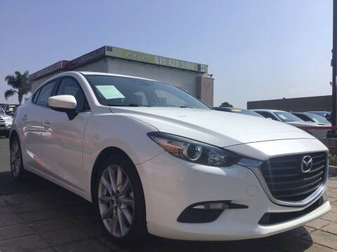 2017 Mazda MAZDA3 for sale at CARCO SALES & FINANCE - CARCO OF POWAY in Poway CA