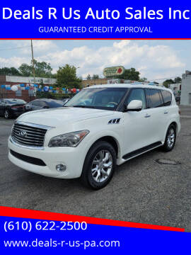 2011 Infiniti QX56 for sale at Deals R Us Auto Sales Inc in Lansdowne PA