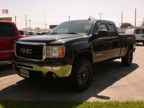 2009 GMC Sierra 1500 for sale at Williams Auto Mart Inc in Pacoima CA