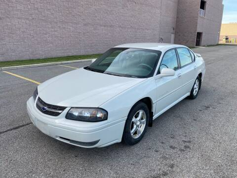 2004 Chevrolet Impala for sale at JE Autoworks LLC in Willoughby OH