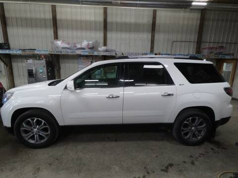 2013 GMC Acadia for sale at Alpha Auto - Mitchell in Mitchel SD