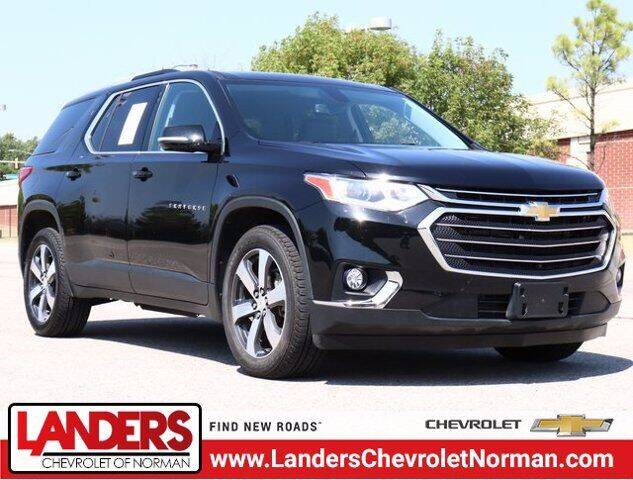 2018 Chevrolet Traverse for sale in Norman, OK