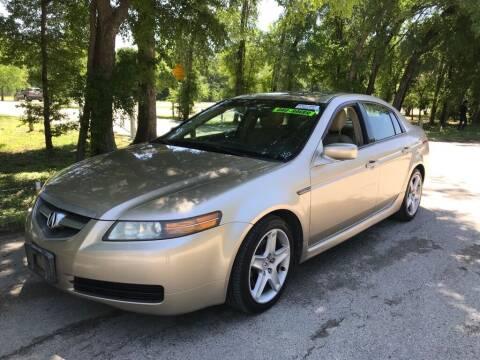 2005 Acura TL for sale at Race Auto Sales in San Antonio TX
