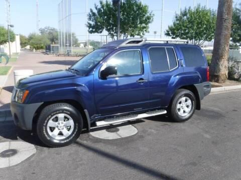 2009 Nissan Xterra for sale at J & E Auto Sales in Phoenix AZ