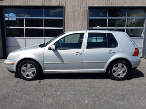 2000 Volkswagen Golf for sale at Westside Motors in Mount Vernon WA