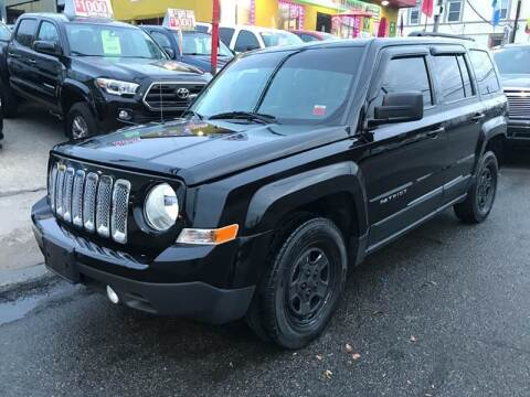 2014 Jeep Patriot for sale at White River Auto Sales in New Rochelle NY