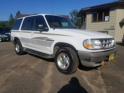 1996 Ford Explorer for sale at Shores Auto in Lakeland Shores MN