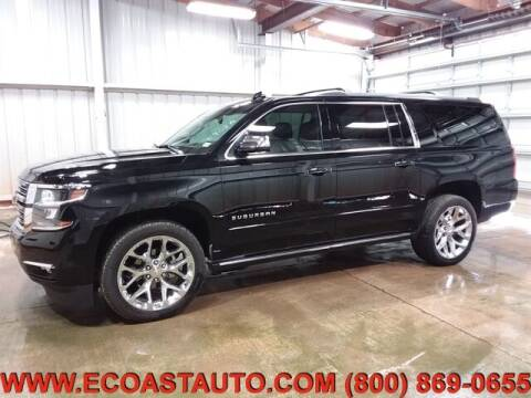 2019 Chevrolet Suburban for sale at East Coast Auto Source Inc. in Bedford VA