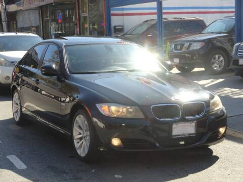 2011 BMW 3 Series for sale at MOUNT EDEN MOTORS INC in Bronx NY