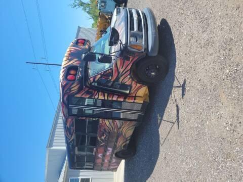 2001 Chevrolet Express Cutaway for sale at Americas Trucks in Jones OK