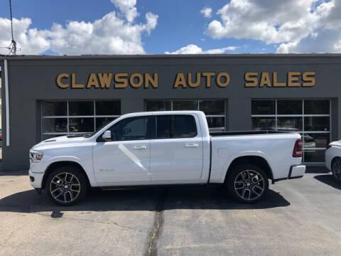 2019 RAM Ram Pickup 1500 for sale at Clawson Auto Sales in Clawson MI