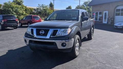 2010 Nissan Frontier for sale at Worley Motors in Enola PA