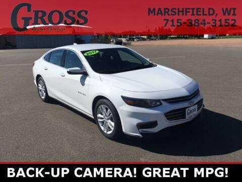 2017 Chevrolet Malibu for sale at Gross Motors of Marshfield in Marshfield WI
