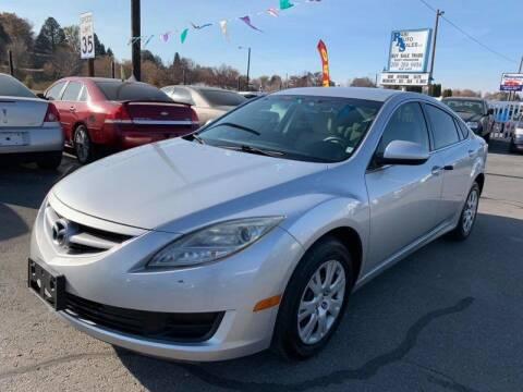 2009 Mazda MAZDA6 for sale at RABI AUTO SALES LLC in Garden City ID