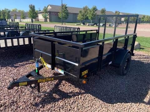 2022 Big Tex 30SV-10 #6197 for sale at Prairie Wind Trailers, LLC in Harrisburg SD